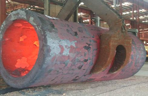 80吨压力管